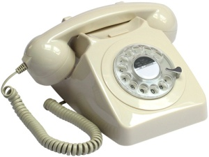 GPO rotary phone