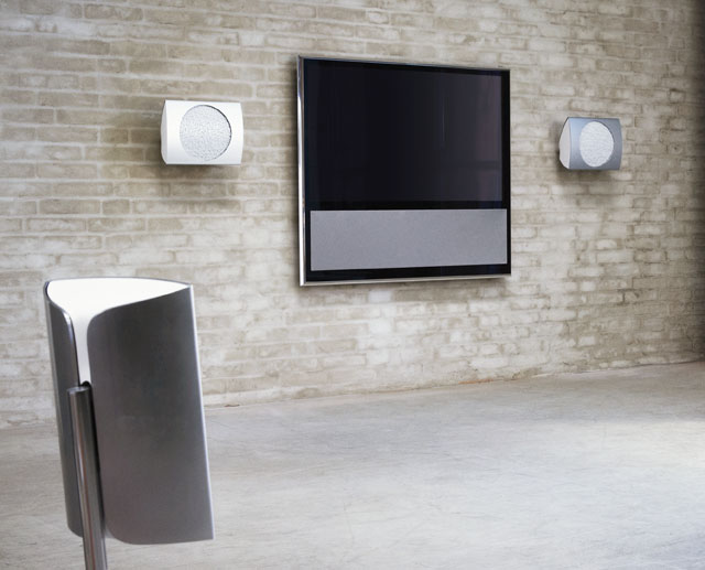 Bang & Olufsen BeoLab 17 roomset