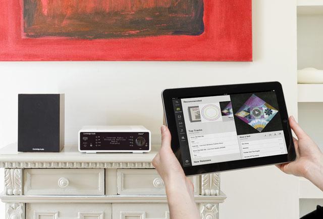 MInx Xi White + SX50 + iPad  spotify
