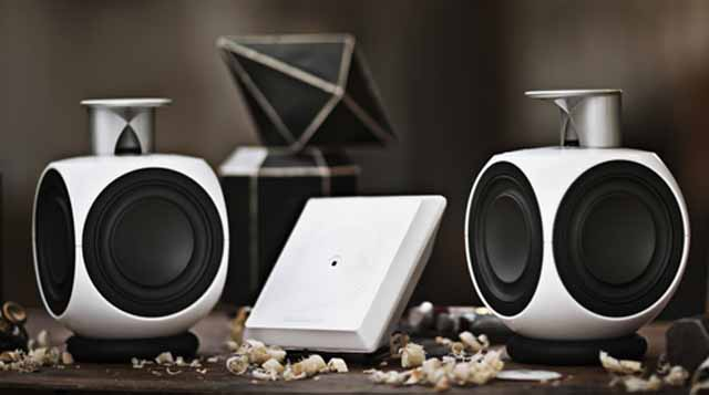 bang olufsen delivers immaculate wireless sound with new. Black Bedroom Furniture Sets. Home Design Ideas