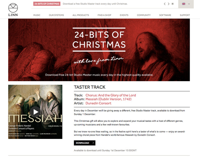ray charles spirit of christmas album download