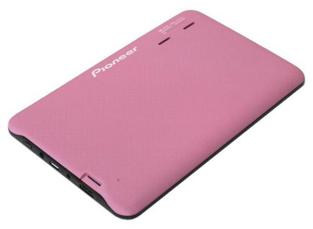 pioneer R1 tablet pink