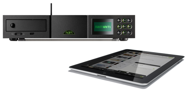 Naim adds Spotify