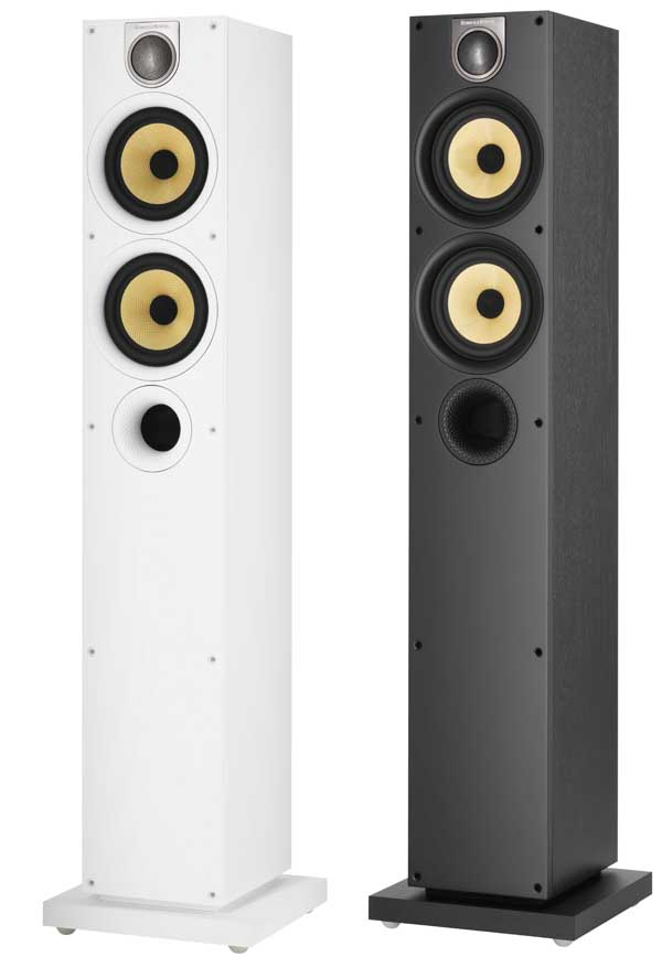 review bowers wilkins 684 s2 loudspeakers words and music. Black Bedroom Furniture Sets. Home Design Ideas