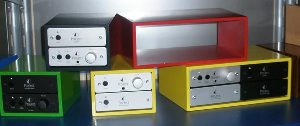 Por-Ject Box Design