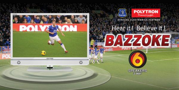 Polytron Bazzoke TV