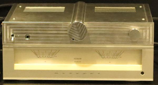technics integrated amp prototype June 2014