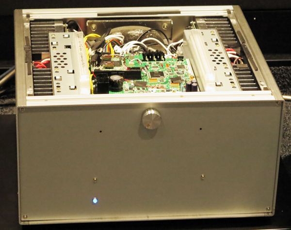 technics power amp prototype June 2014