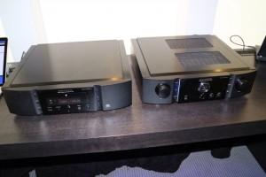 Marantz SA-14SE and PM-14SE