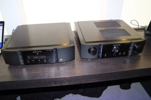 Marantz SA-14SE and PM-14SE
