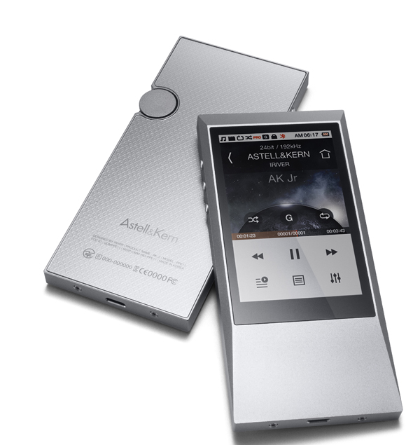 Astell&Kern AK Jr_frontand back2