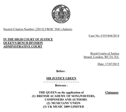 High Court Judgment Template