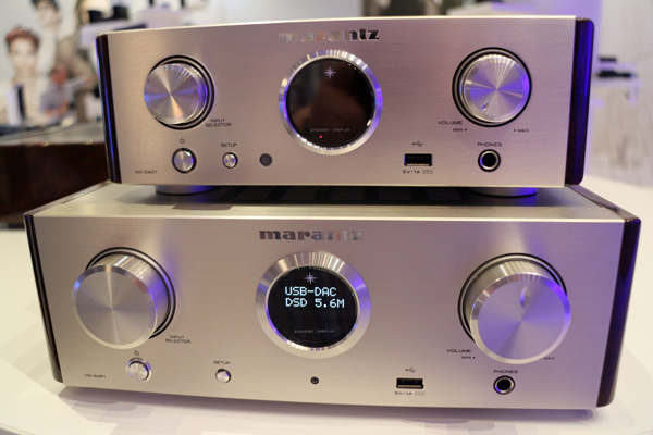 Marantz HD-AMP1 and HD-DAC1