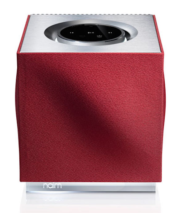 Naim Mu-so Qb red