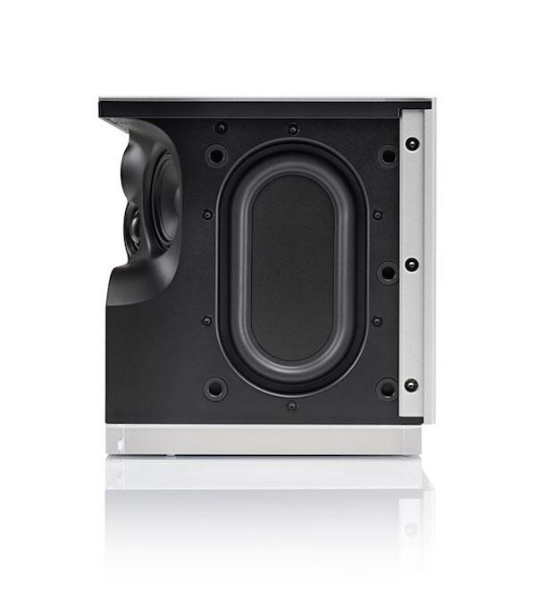 Naim Mu-so_QB passive bass radiator