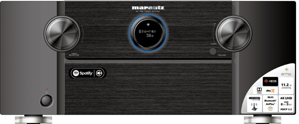 Denon and Marantz poised to launch a huge range of new