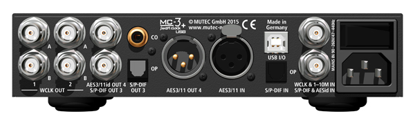 Mutec MC-3+ USB